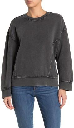 Abound Oversize Fleece Pullover Sweatshirt
