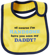 Carter's Handsome Teething Bib