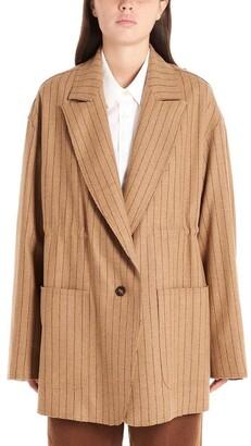 Golden Goose Pinstripes Blazer