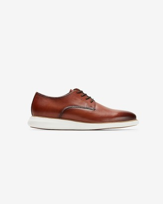 Express Leather Hybrid Dress Shoes