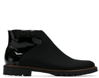 Sarah Chofakian Single Wall ankle boots