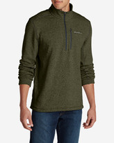 Eddie Bauer Men's Radiator 1/2-Zip