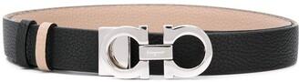 Salvatore Ferragamo reversible Gancini buckled belt