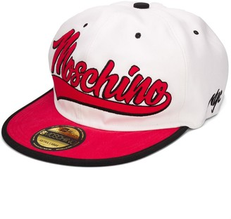 Moschino Logo-Signature Cap