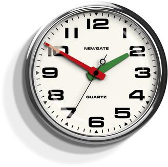 Newgate Brixton Silent Wall Clock