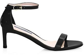 Stuart Weitzman NuNakedStraight Ankle-Strap Sandals