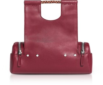 Corto Moltedo Genuine Leather Priscilla Medium Tote Bag