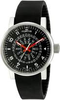 Fortis Men's 623.10.51 SI.01 Spacematic Classic -Red Analog Display Automatic Self Wind Watch