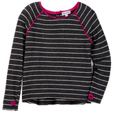Splendid Classic Knit Long Sleeve Top (Toddler Girls)