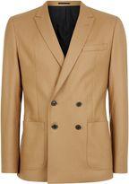 Jaeger Wool Camel Slim Jacket