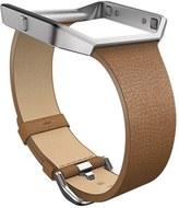 Fitbit 'Blaze' Slim Leather Accessory Band & Frame