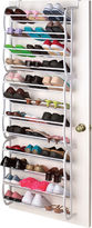 Sunbeam Over-the-Door 36-Pair Shoe Rack