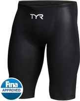 TYR Avictor Solid Male High Short Jammer Tech Suit Swimsuit 8124536