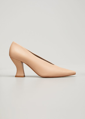 Bottega Veneta Napa U Slip-On Pumps