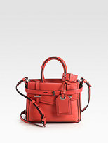 Reed Krakoff Micro Boxer Leather Tote