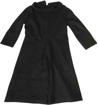 Max & Co. Black Wool Dress for Women