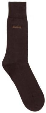 HUGO BOSS Fil d'Ecosse socks in mercerised Egyptian cotton