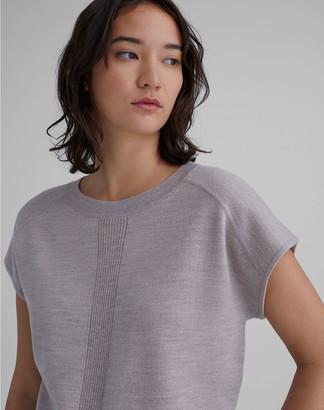 Club Monaco Doublefaced Wool Sweater