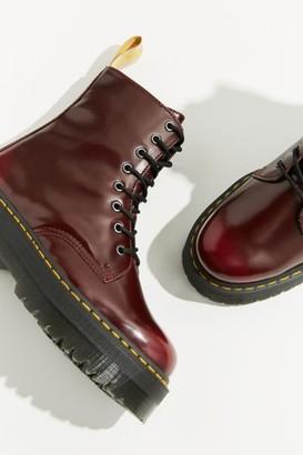 Dr. Martens Vegan Jadon II Platform 8-Eye Boot