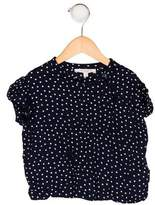 Caramel Baby & Child Girls' Printed Woven Top