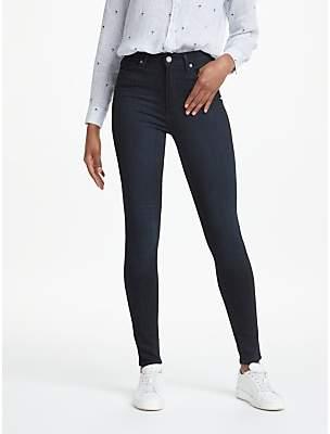 Paige Margot High Rise Ultra Skinny Jeans, Tonal Mona