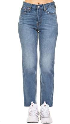 Levi's Levis Wedgie Straight Hight Waisted Jeans