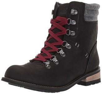 Kodiak Women's Surrey II Waterproof Boot Black 6.5 Medium US