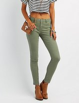 "Charlotte Russe Colored """"Skin Tight Legging"""" Jeans"