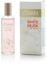 Coty Jovan White Musk for Women, Cologne Spray, 3.25-Ounce Bottle