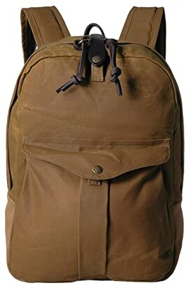 Filson Journeyman Backpack (Tan 1) Backpack Bags