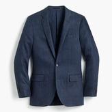 J.Crew Ludlow linen blazer in atlantic blue