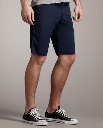 Original Paperbacks St. Bart's Shorts, Navy