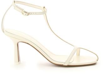 Neous Jumel T-Bar Square Toe Sandals