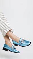 Marc Jacobs Tilde Embellished Loafers