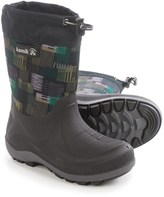 Kamik Stormin2 Rain Boots - Waterproof, Insulated (For Toddlers)