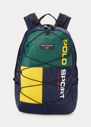 Ralph Lauren Nylon Polo Sport Backpack