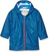 Hatley Boy's Splash Jacket-Navy Raincoat