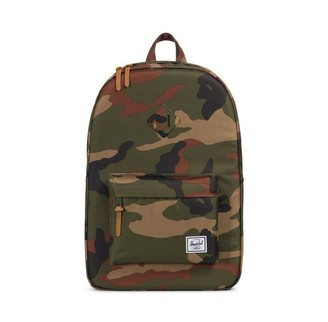 Herschel Supply Company Ltd HERITAGE BACKPACK - WOODLAND/CAMO
