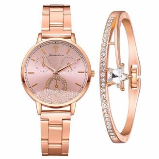 Yubenhong Womens Analog Quartz Wrist Watches