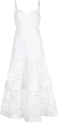Alexis Harlowe lace maxi dress