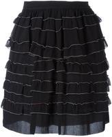 Isabel Marant ruffle detail skirt