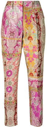 Etro Paisley Tailored Trousers
