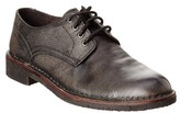 John Varvatos Hipster Leather Oxford.