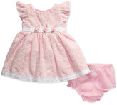 Sweet Heart Rose Eyelet Dress, Baby Girls (0-24 months)