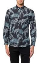 Salvatore Ferragamo Safari Printed Shirt