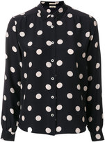Bellerose polka dot shirt
