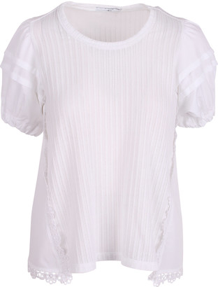 High pretend Cotton T-shirt