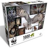 Wwf Owl Puzzle
