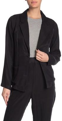 7 Seasons Short Cupro Blazer Jacket