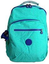 Kipling Seoul L Solid Backpack With Contrast Trim Backpack